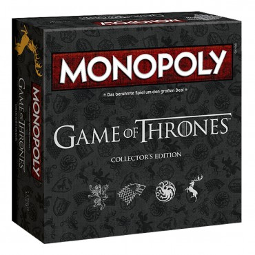 Monopoly - Game of Thrones Collector's Edition – Bild 1