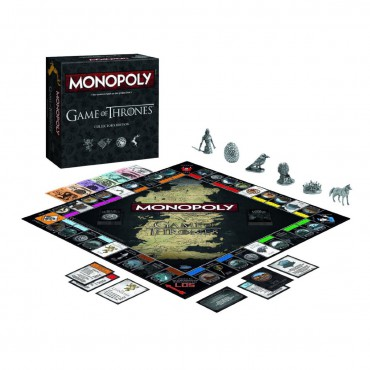 Monopoly - Game of Thrones Collector's Edition – Bild 2