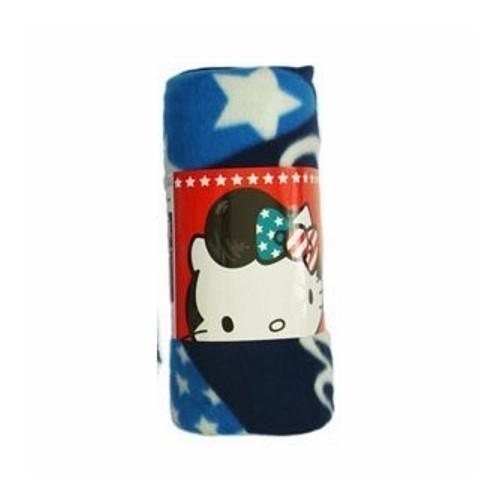 hello kitty elvis polar fleecedecke kuschel blanket plaid. Black Bedroom Furniture Sets. Home Design Ideas