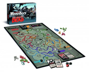 Risiko - The Walking Dead – Bild 2